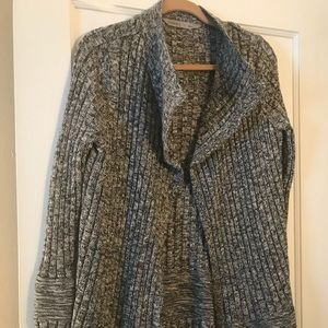 Athleta merino wool cardigan